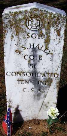 HALEY (VETERAN CSA), S S AKA SILAS SIRENIUS - Crawford County, Arkansas | S S AKA SILAS SIRENIUS HALEY (VETERAN CSA) - Arkansas Gravestone Photos