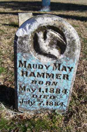 HAMMER, MAUDY MAY - Crawford County, Arkansas | MAUDY MAY HAMMER - Arkansas Gravestone Photos
