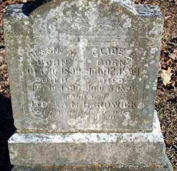 HARDWICK, BESSIE M. - Crawford County, Arkansas | BESSIE M. HARDWICK - Arkansas Gravestone Photos