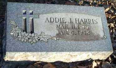 HARRIS, ADDIE J - Crawford County, Arkansas | ADDIE J HARRIS - Arkansas Gravestone Photos