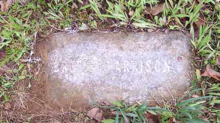 HARRISON, BRODIE - Crawford County, Arkansas | BRODIE HARRISON - Arkansas Gravestone Photos