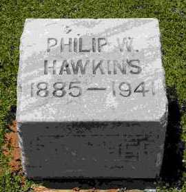 HAWKINS, PHILIP W. - Crawford County, Arkansas | PHILIP W. HAWKINS - Arkansas Gravestone Photos