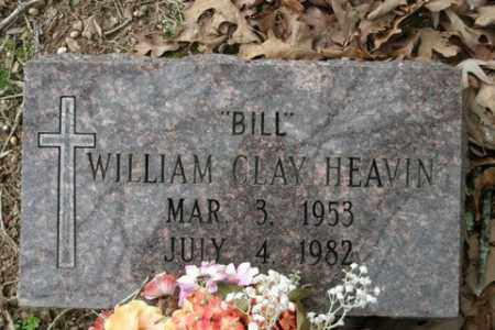 "HEAVIN, WILLIAM CLAY ""BILL"" - Crawford County, Arkansas 