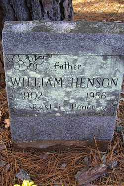 HENSON, WILLIAM M - Crawford County, Arkansas | WILLIAM M HENSON - Arkansas Gravestone Photos