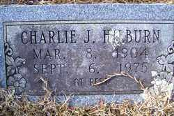 HILBURN, CHARLIE J - Crawford County, Arkansas | CHARLIE J HILBURN - Arkansas Gravestone Photos