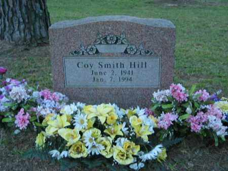 SMITH HILL, COY - Crawford County, Arkansas | COY SMITH HILL - Arkansas Gravestone Photos