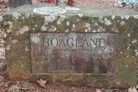 HOAGLAND, WILLIAM LLOYD - Crawford County, Arkansas | WILLIAM LLOYD HOAGLAND - Arkansas Gravestone Photos