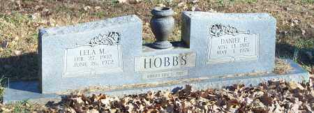 HOBBS, LELA M. - Crawford County, Arkansas | LELA M. HOBBS - Arkansas Gravestone Photos