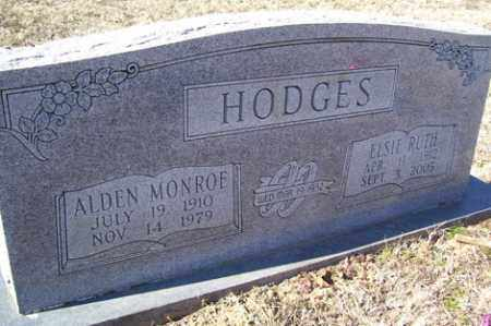 HODGES, ALDEN MONROE - Crawford County, Arkansas | ALDEN MONROE HODGES - Arkansas Gravestone Photos