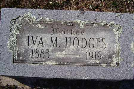 HODGES, IVA M. - Crawford County, Arkansas | IVA M. HODGES - Arkansas Gravestone Photos