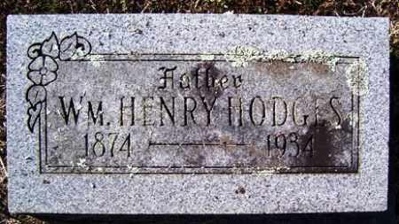 HODGES, WILLIAM HENRY - Crawford County, Arkansas   WILLIAM HENRY HODGES - Arkansas Gravestone Photos