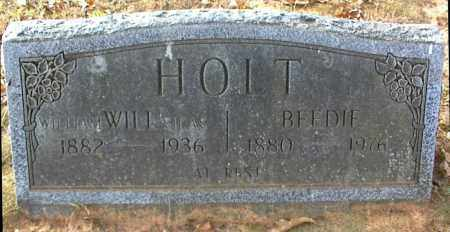 HOLT, WILLIAM SILAS - Crawford County, Arkansas | WILLIAM SILAS HOLT - Arkansas Gravestone Photos
