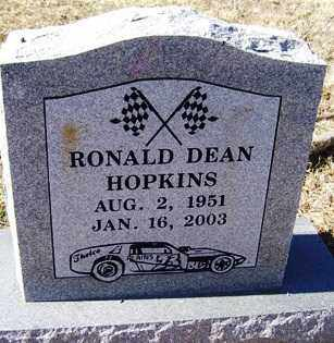 HOPKINS, RONALD DEAN - Crawford County, Arkansas | RONALD DEAN HOPKINS - Arkansas Gravestone Photos