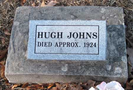 JOHNS, HUGH - Crawford County, Arkansas | HUGH JOHNS - Arkansas Gravestone Photos