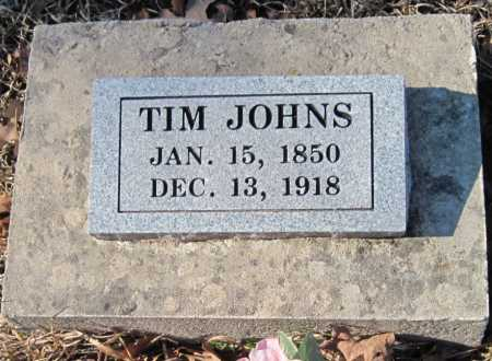 "JOHNS, TIM ""S T"" - Crawford County, Arkansas 