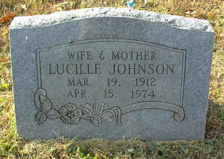 JOHNSON, LUCILLE - Crawford County, Arkansas | LUCILLE JOHNSON - Arkansas Gravestone Photos