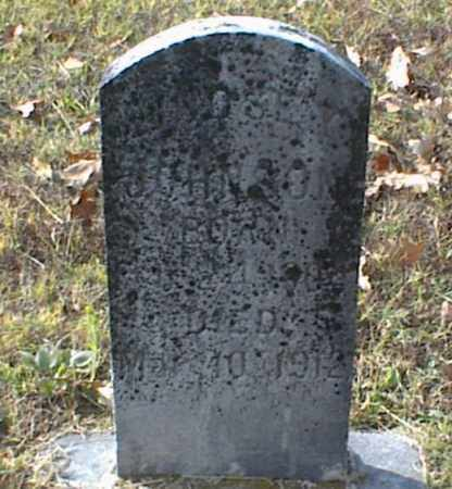 JOHNSON, LINDSEY - Crawford County, Arkansas | LINDSEY JOHNSON - Arkansas Gravestone Photos