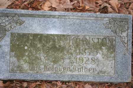 JOHNSTON, RICHARD - Crawford County, Arkansas | RICHARD JOHNSTON - Arkansas Gravestone Photos
