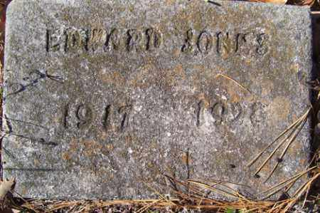 JONES, EDWARD - Crawford County, Arkansas | EDWARD JONES - Arkansas Gravestone Photos