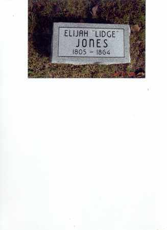 JONES, ELIJAH - Crawford County, Arkansas | ELIJAH JONES - Arkansas Gravestone Photos