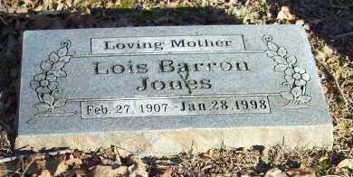 JONES, LOIS - Crawford County, Arkansas | LOIS JONES - Arkansas Gravestone Photos