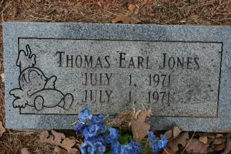 JONES, THOMAS - Crawford County, Arkansas | THOMAS JONES - Arkansas Gravestone Photos