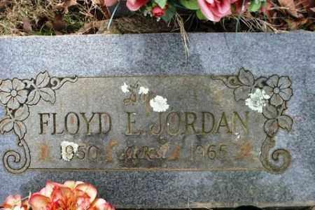 JORDAN, FLOYD E - Crawford County, Arkansas | FLOYD E JORDAN - Arkansas Gravestone Photos