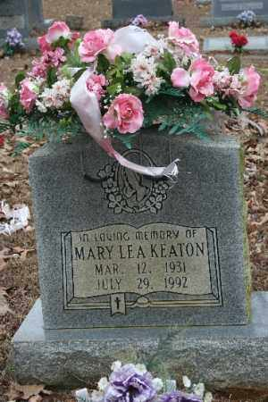 KEATON, MARY - Crawford County, Arkansas | MARY KEATON - Arkansas Gravestone Photos