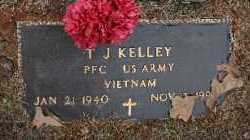 KELLEY  (VETERAN VIET), THOMAS J. - Crawford County, Arkansas | THOMAS J. KELLEY  (VETERAN VIET) - Arkansas Gravestone Photos
