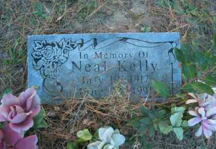 KELLY, WILLIAM NEAL - Crawford County, Arkansas | WILLIAM NEAL KELLY - Arkansas Gravestone Photos