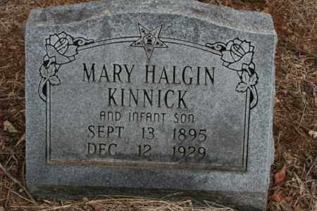 KINNICK, MARY - Crawford County, Arkansas | MARY KINNICK - Arkansas Gravestone Photos