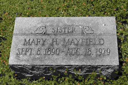MAYFIELD, MARY H. - Crawford County, Arkansas | MARY H. MAYFIELD - Arkansas Gravestone Photos