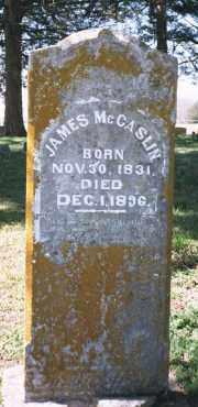 MCCASLIN, JAMES - Crawford County, Arkansas | JAMES MCCASLIN - Arkansas Gravestone Photos