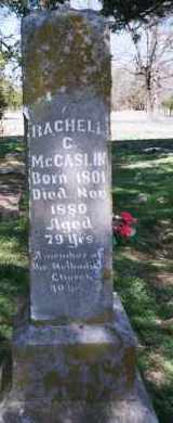 LARGENT MCCASLIN, RACHELL C. - Crawford County, Arkansas | RACHELL C. LARGENT MCCASLIN - Arkansas Gravestone Photos