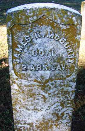 MCCURDY (VETERAN UNION), JAMES KNOX POLK - Crawford County, Arkansas | JAMES KNOX POLK MCCURDY (VETERAN UNION) - Arkansas Gravestone Photos