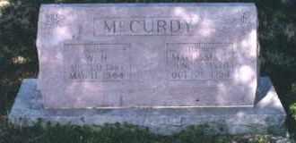 MCCURDY, MALISSA CALDONIA - Crawford County, Arkansas | MALISSA CALDONIA MCCURDY - Arkansas Gravestone Photos