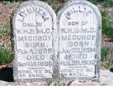 MCCURDY, LIEUNENA - Crawford County, Arkansas | LIEUNENA MCCURDY - Arkansas Gravestone Photos