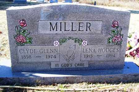 MILLER, CLYDE GLENN - Crawford County, Arkansas | CLYDE GLENN MILLER - Arkansas Gravestone Photos