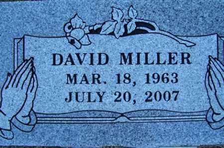 MILLER, DAVID - Crawford County, Arkansas | DAVID MILLER - Arkansas Gravestone Photos