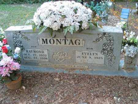 MONTAG, RAYMOND - Crawford County, Arkansas | RAYMOND MONTAG - Arkansas Gravestone Photos