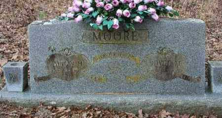 MOORE, ALTON - Crawford County, Arkansas | ALTON MOORE - Arkansas Gravestone Photos