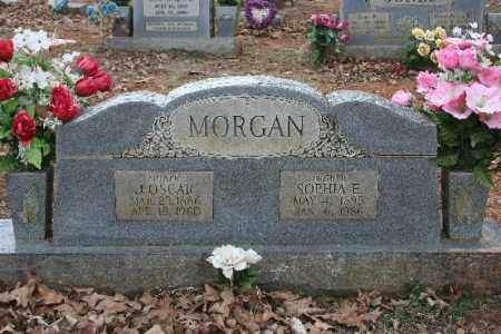 MORGAN, SOPHIA E - Crawford County, Arkansas | SOPHIA E MORGAN - Arkansas Gravestone Photos