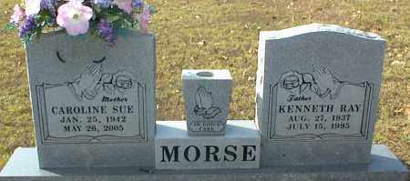 MORSE, CAROLINE SUE - Crawford County, Arkansas | CAROLINE SUE MORSE - Arkansas Gravestone Photos