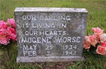 MORSE, IMOGENE - Crawford County, Arkansas | IMOGENE MORSE - Arkansas Gravestone Photos