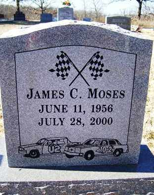 MOSES, JAMES C - Crawford County, Arkansas | JAMES C MOSES - Arkansas Gravestone Photos