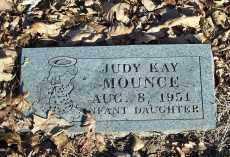 MOUNCE, JUDY KAY - Crawford County, Arkansas | JUDY KAY MOUNCE - Arkansas Gravestone Photos