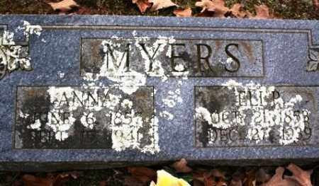 MYERS, ELI P - Crawford County, Arkansas | ELI P MYERS - Arkansas Gravestone Photos