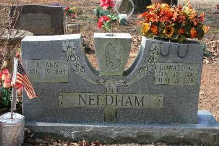NEEDHAM, HOWARD - Crawford County, Arkansas | HOWARD NEEDHAM - Arkansas Gravestone Photos