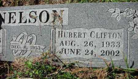 NELSON, HUBERT CLIFTON - Crawford County, Arkansas | HUBERT CLIFTON NELSON - Arkansas Gravestone Photos
