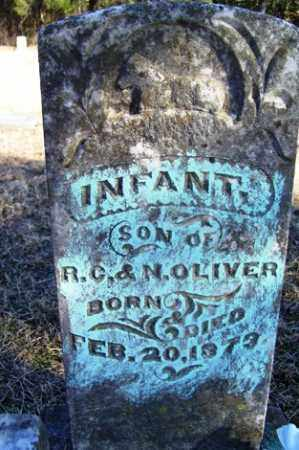 OLIVER, INFANT - Crawford County, Arkansas | INFANT OLIVER - Arkansas Gravestone Photos